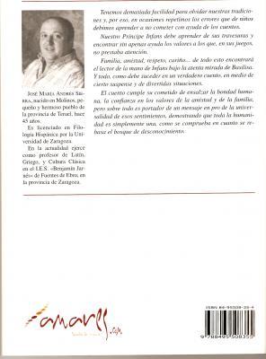 El Príncipe Infans y su Aya Basilisa. Ed. Amares.com