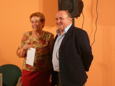 "Premio ""III Certamen Literario de relato corto Ciudad de Caspe""."
