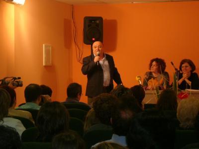 """Mi relato  """"La deuda"""", ganador del """"III Certamen de Relato Corto Ciudad de Caspe"""", a la pantalla."""
